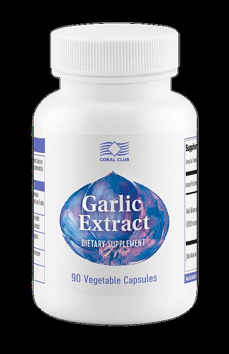 Garlic coral Club Dietary supplement