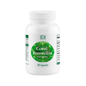 coral boswellia dietary supplement
