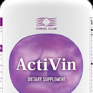 activin coral club