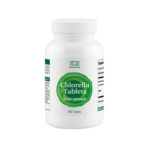 chlorella coral club dietary suplement
