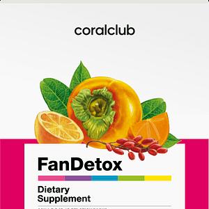 fandetox suplement