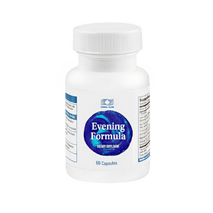 evening formula coral club dietary suplement