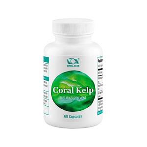 coral kelp dietary supplement