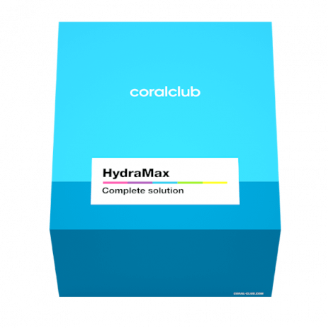 hydramax coral club dietary suplements set