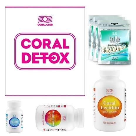 coral detox coral club